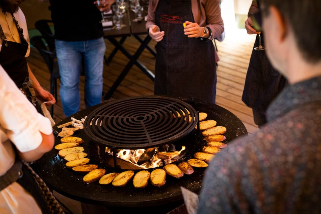 OYFR grill