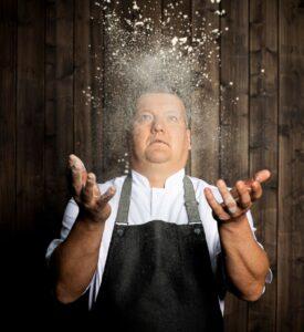 Kokk-koolitaja